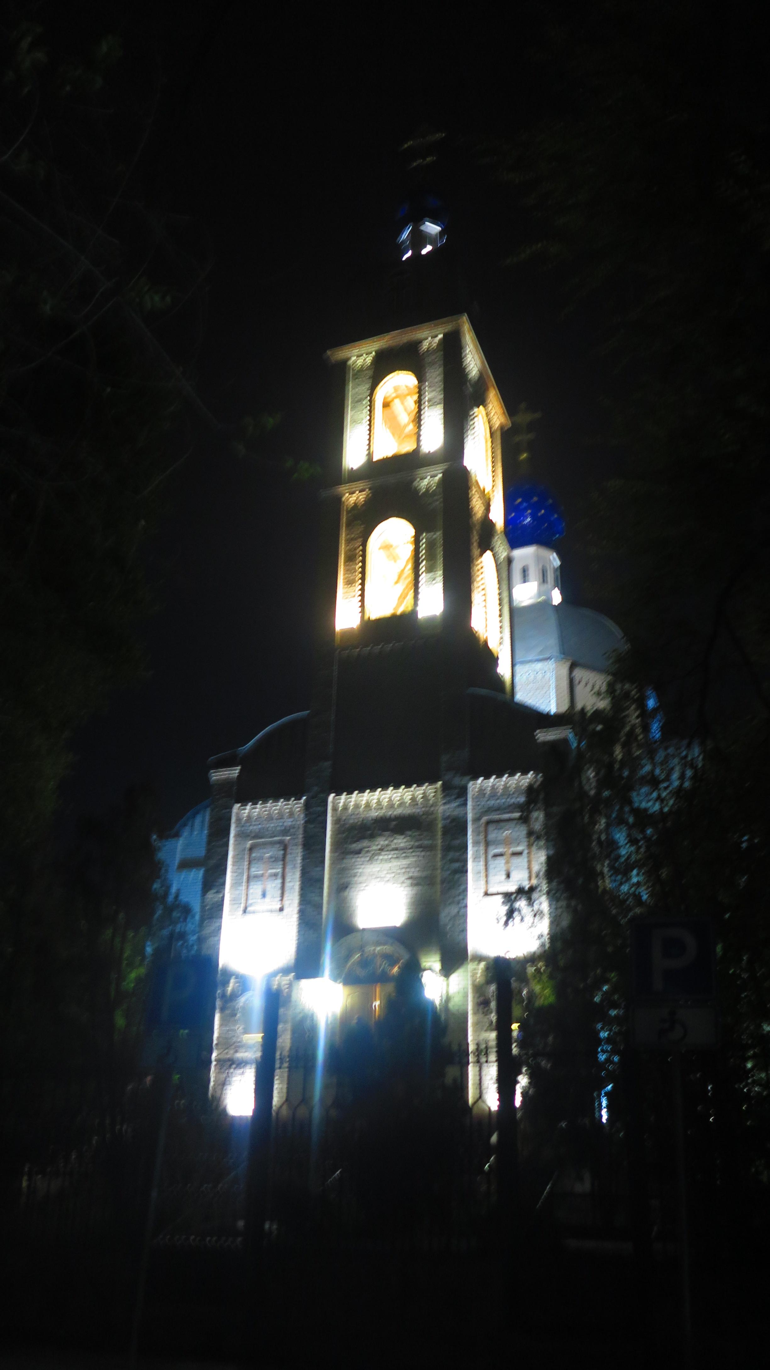 Церковь Успения Божией Матери г. Тараз